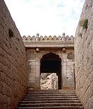 Chitradurga inner gateway